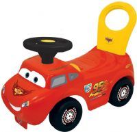 Cars : Cars McQueen activity ride on - Cars gåbil 508317