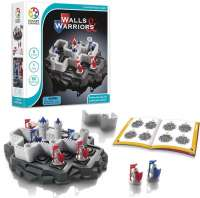 Brädspel : Walls and warriors 1 player - Smart games spil 518402