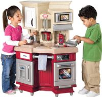 K�k Little Tikes Super Chef Kitchen (Ruby)