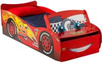 Barnmöbler : Disney Cars Lighting McQueen Toddler Bed by HelloHome - Disney Cars Børnemøbler 663042