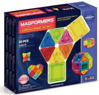 Magformers : Magformers Window Basic 30 Sæt - Magformers 3039