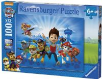 Pussel : Paw patrol puslespil 100p - Ravensburger puzzle 108992