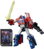 Transformers : Optimus Prime og Diac Autobots - Transformers Titans Return figurer C0276