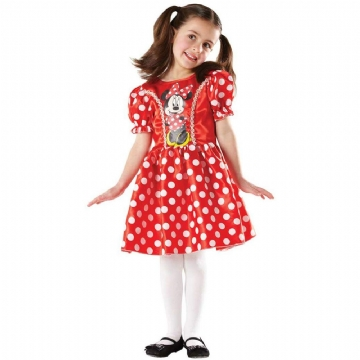 Mimmi Pigg - Minnie Mouse Maskeradkläder 883859 Shop - Eurotoys - Leksaker  online c83534b1cc498