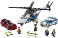 Lego City : High-speed Chase - LEGO 60138 City
