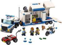 Lego City : Mobile Command Center - LEGO 60139 City