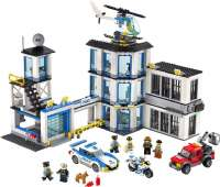 Lego City : Police Station - LEGO 60141 City