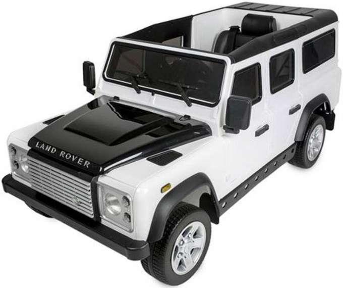 Elbil | Öppningsbara dörrar och baklucka | Land Rover | Jula